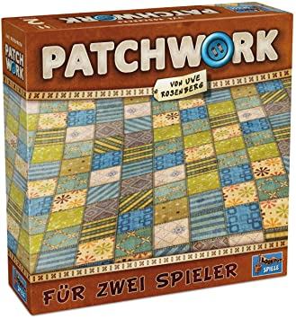 Patchwork - Uwe Rosenberg