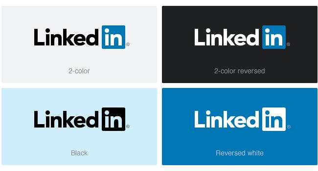 Comment utiliser les logos des réseaux sociaux : cas de LinkedIn, par Paul Emmanuel NDJENG_Inbound 361_Cameroun_Afrique_Les variations du logo