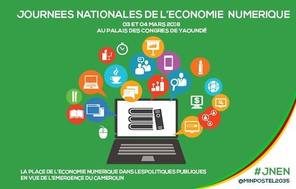 Les #JNEN (Journées Nationales de l'Economie Numérique)_image 3 : à quoi t'attendais-tu ?_Paul Emmanuel NDJENG_Inbound Marketing au Cameroun et en Afrique