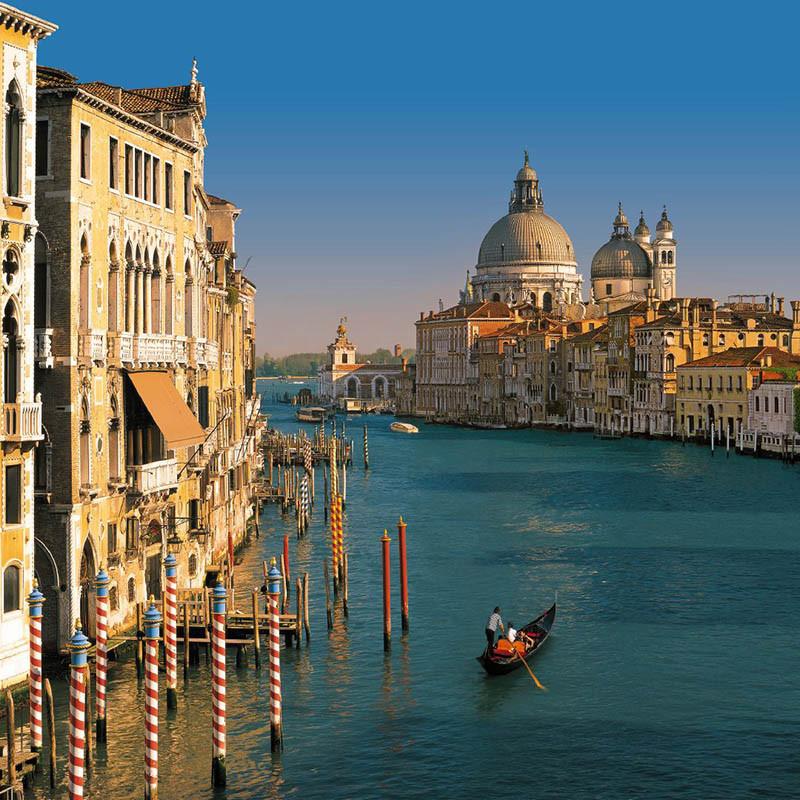 ...nach Venedig