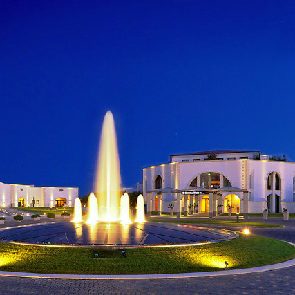 Elegantes Resort mit toller Ausstattung