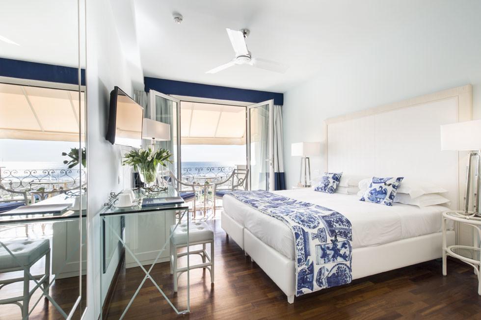 Moderne Zimmer mit tollem Blick