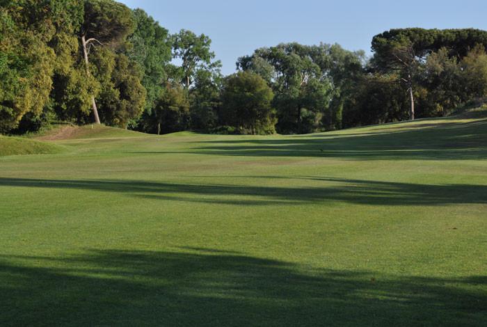 Golf Club Tirrenia liegt bei Livorno und Pisa.