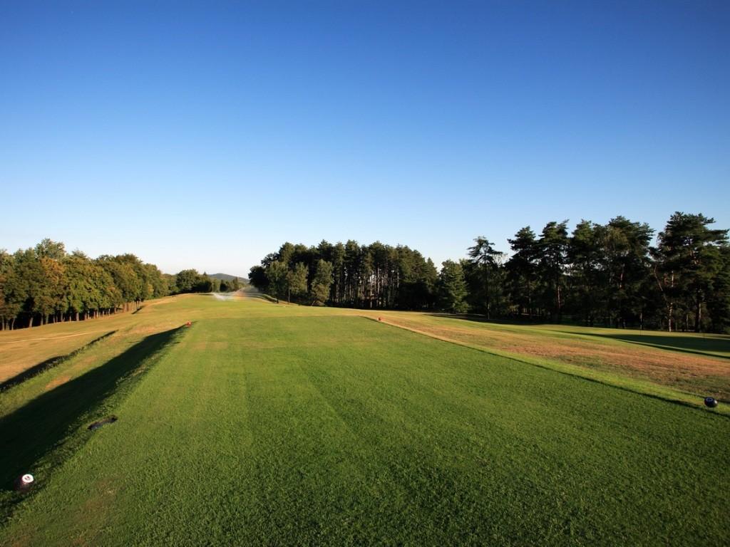 Golf Club Bergamo L'Albenza wahr zu recht oftmals Schauplatz internationaler Turniere.