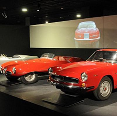 Über 200 Exponate im Automuseum Nazionale