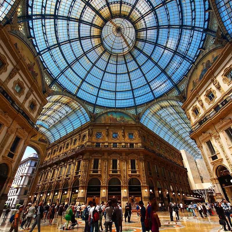 Mailand - Shoppingparadies und Kulturzentrum