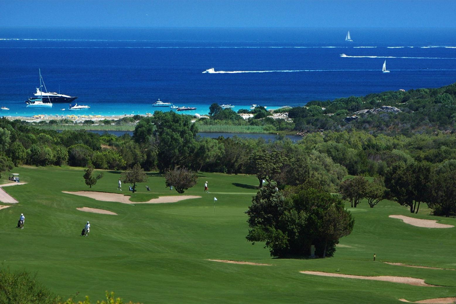Pevero Golf Club - einer der schönsten Europas