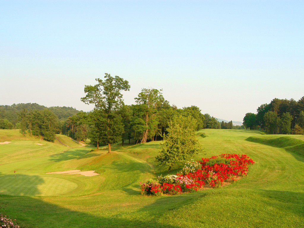 Golf Club Bergamo ist ein Pflichtbesuch für alle die zwischen Mailand und Verona unterwegs sind.