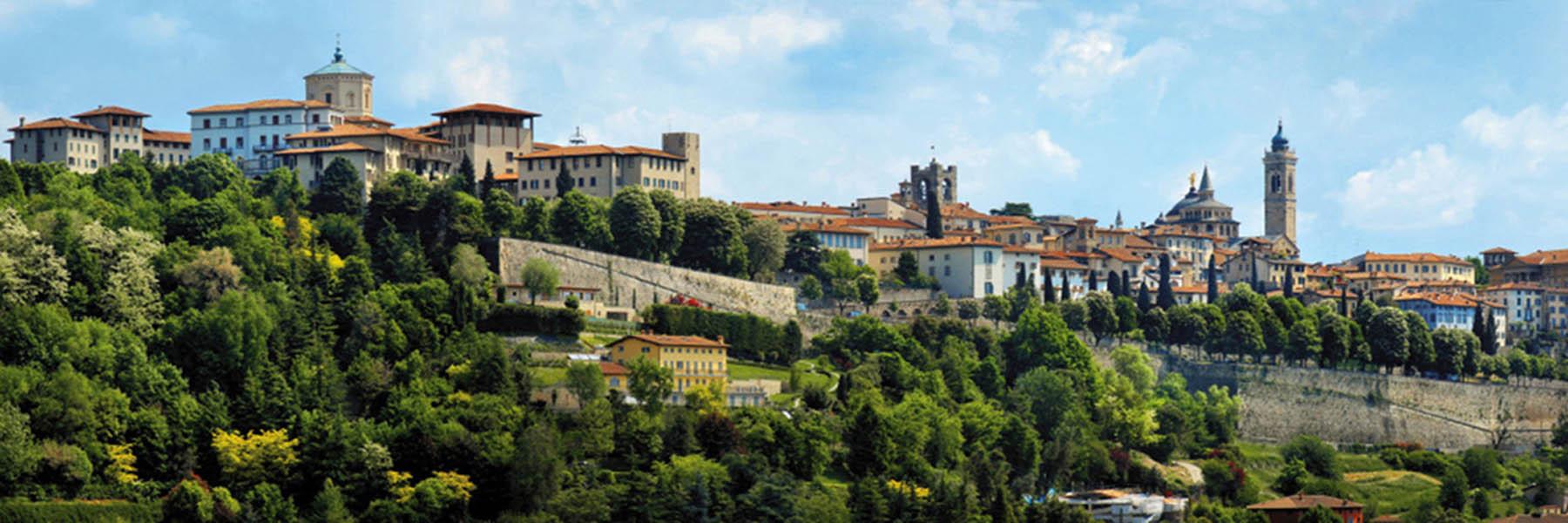 Bergamo Alta, unser Geheimtipp für Italophile und Expo-Besucher - Golf & Design Lombardei
