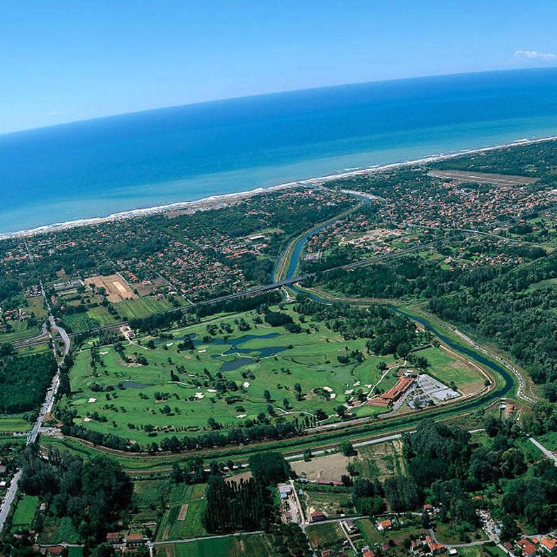 Golf Club Forte dei Marmi - gediegen & gepflegt