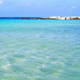 Karibische Verhältnisse in Italien