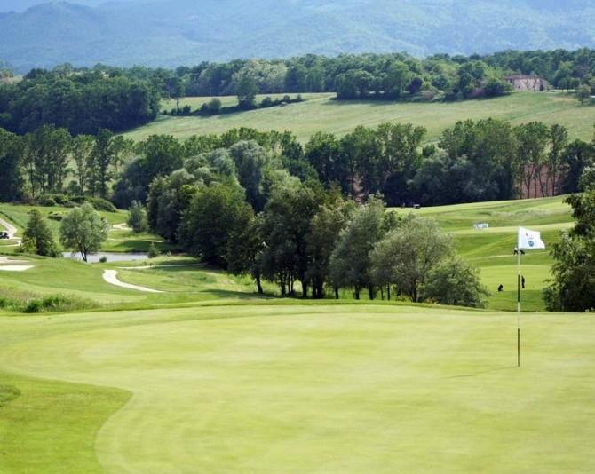 Golf Club Poggio dei Medici ist ein weltklasse Meisterschaftsplatz