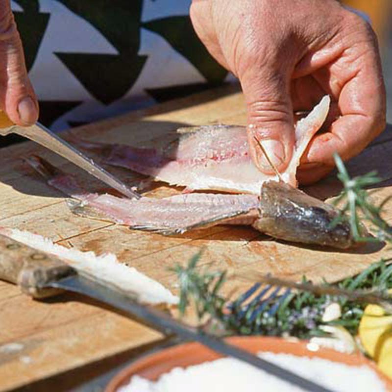 Unzählige Fischspezialitäten warten darauf entdeckt zu werden