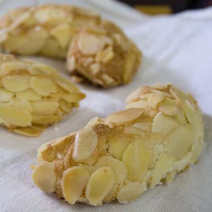 Süßspeisen aus Mandeln sind in Sizilien beliebt