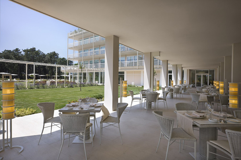 Strand una versilia golfreisen viareggio italia golf tours for Designhotel toskana