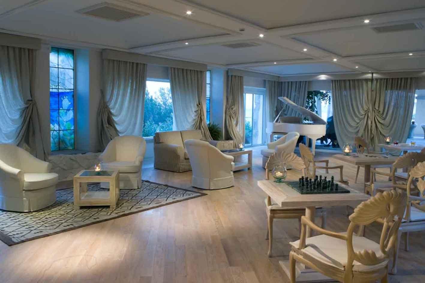 Hotel Petra Bianca - elegant und modern