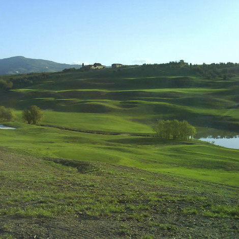GC Bellosguardo-längster 9-Loch Italiens
