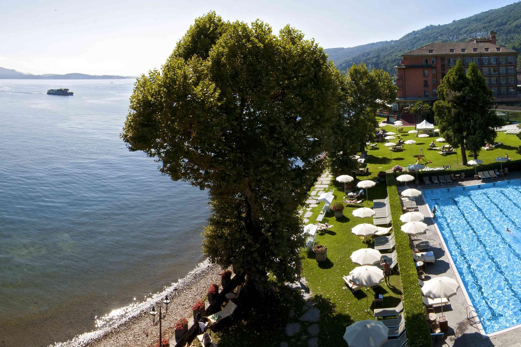Piemonte Lago Maggiore Italia Golf Tours