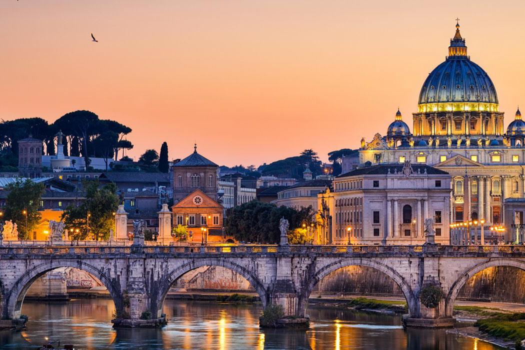 Rom bietet alles:Kultur, Schönheit,Eleganz,...