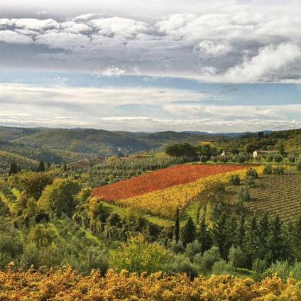 Sehnsuchtsregion Toskana - wahrhaftige Schönheit