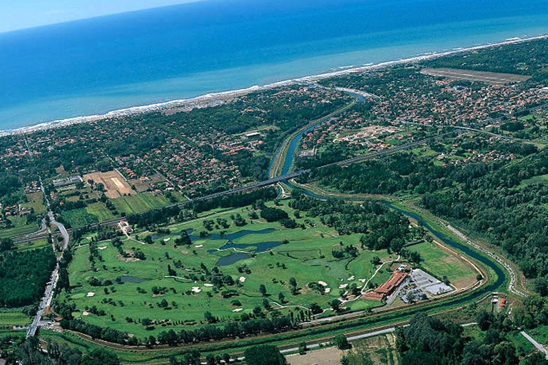 Golf Club Forte dei Marmi - Toskanische Riviera