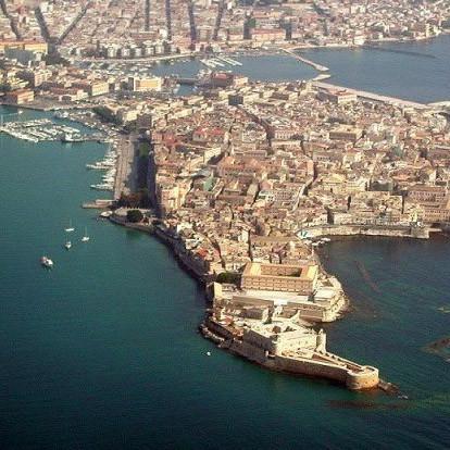 Hafenstadt mit Geschichte und Charme Siracusa