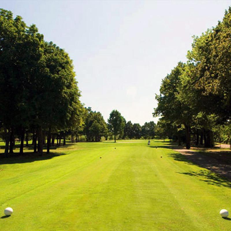 GC Padova schöner Parklandcourse mit 27 Bahnen