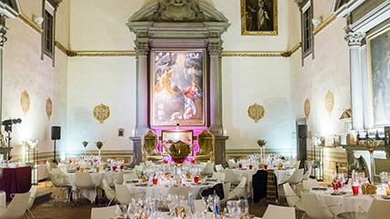 Tolles Hotel im Herzen der Hauptstadt des toskanischen weißen Trüffels. Besonders im Herbst für Gourmets und Neugierige.