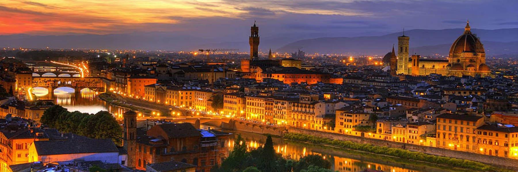 Florenz fasziniert immer wieder - Golf & Firenze Reisepakete