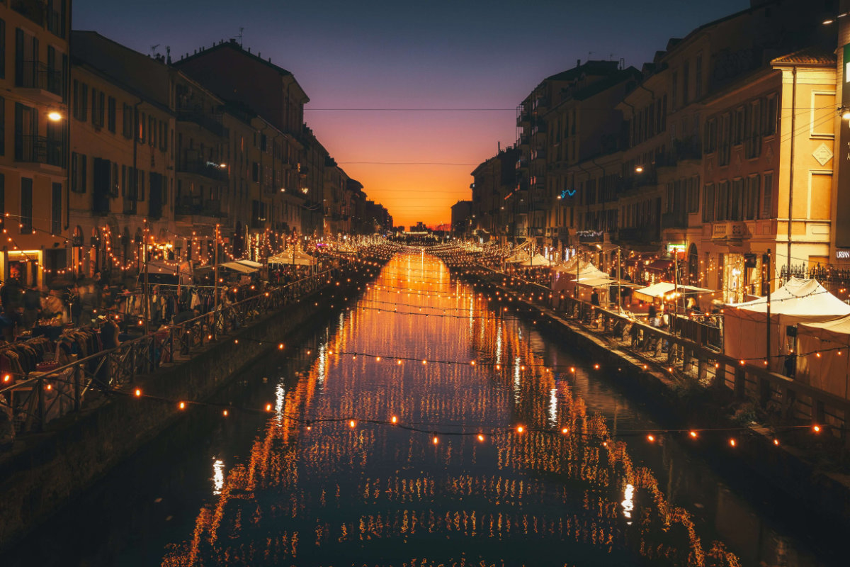 Mailand - Navigli