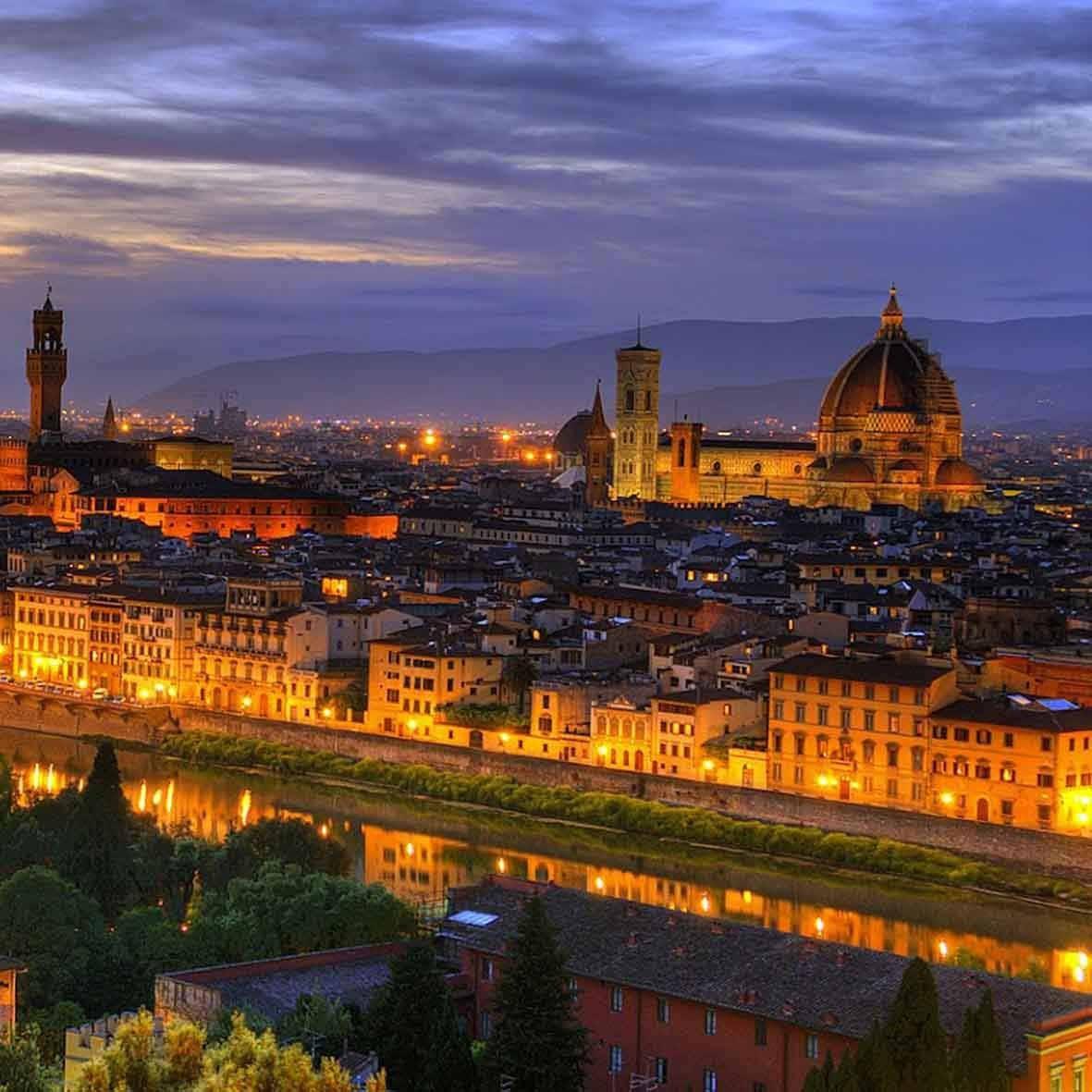 Firenze-die schönste Stadt der Welt?