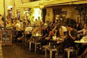 Gastronomie in Rom
