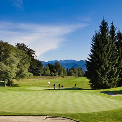 GC Alpino di Stresa - 1925 Italian Open Venue