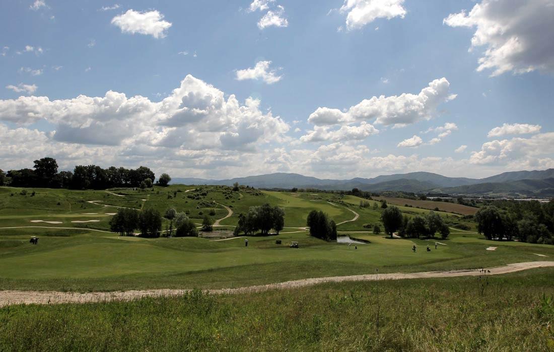 Toskana florenz italia golf tours for Designhotel toskana