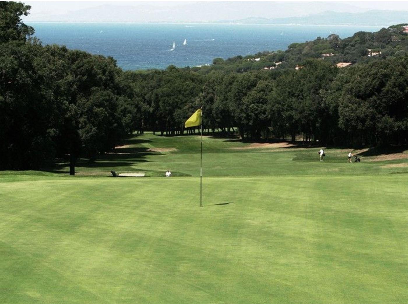 Golf Club Punta Ala bietet Spaß für jedes Spielniveau