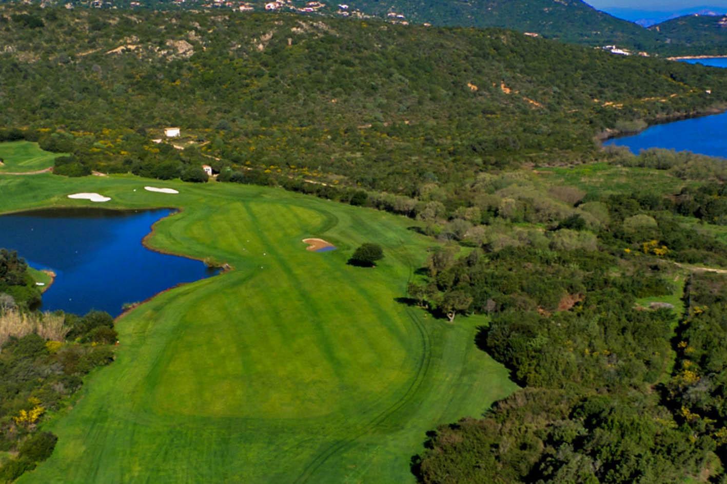 unvergesslich: Golf Club Pevero