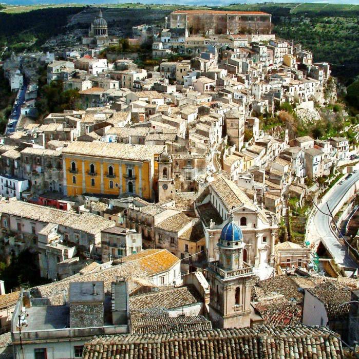 Altstadt von Ragusa