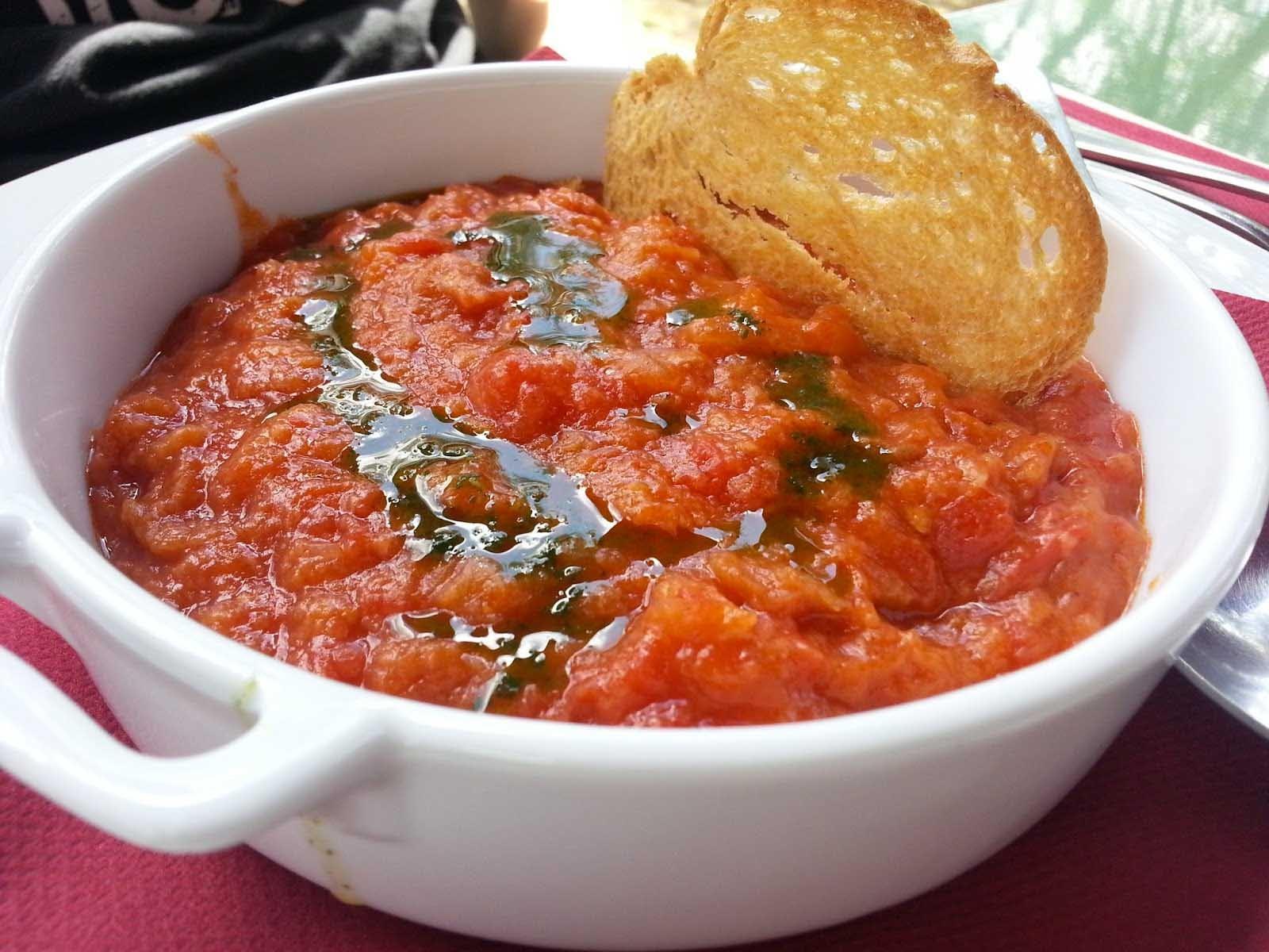 """Papa al Pomodoro"", wie delikat kann eine Tomatensuppe sein?"