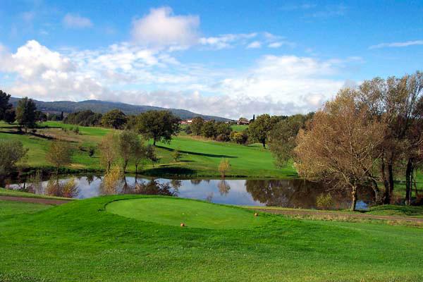 Golf Nazionale - der Platz der Profis