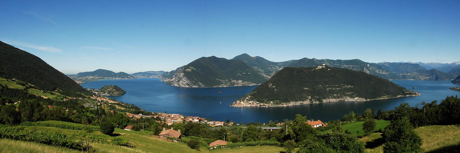 Einfach nur das Panorama genießen - Italia Golf Tours Traumreisen
