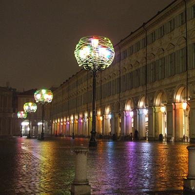 Turins Innenstadt