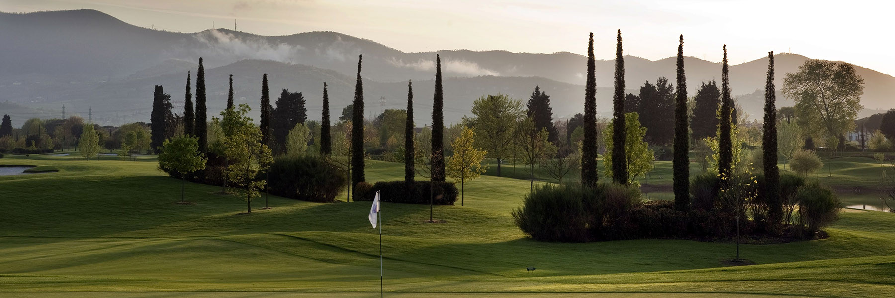 Arnold Palmer's Meisterstück in der Toskana: Golf Le Pavoniere - Golf & Golf in der Toskana