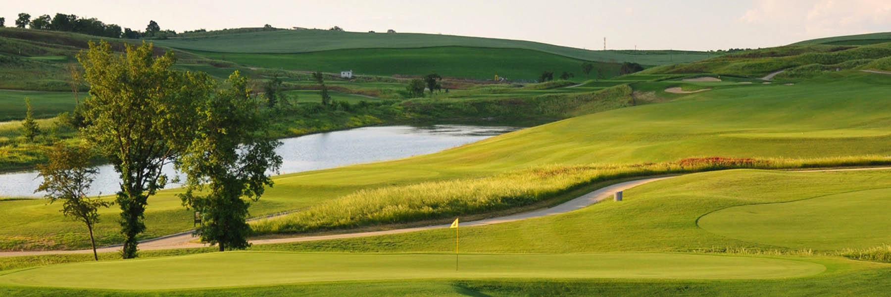 Royal Golf La Bagnaia bei Siena - ein neuer Stern am toskanischen Golfhimmel