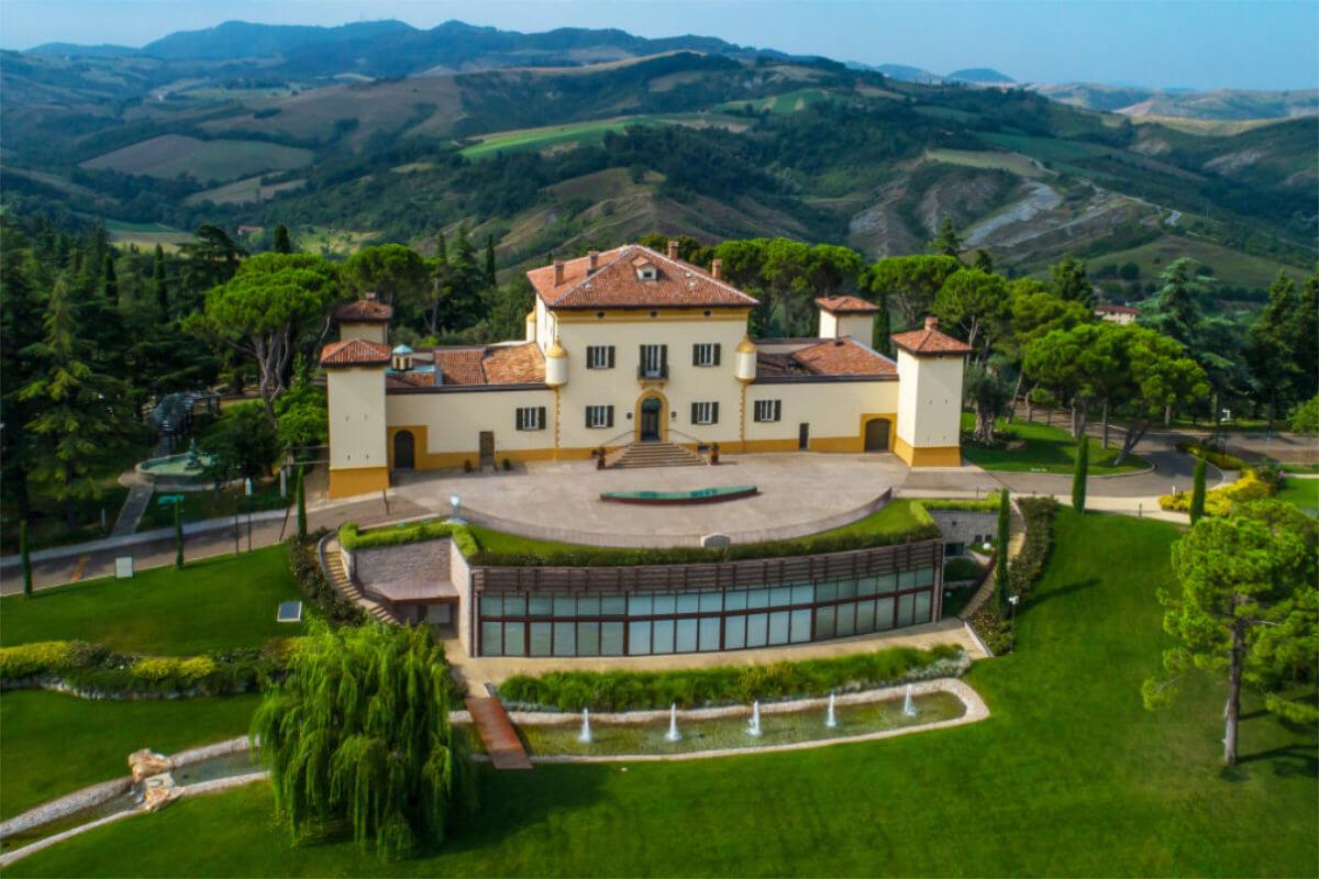 Golfpakete Hotel Italien Bologna Spa Wellness