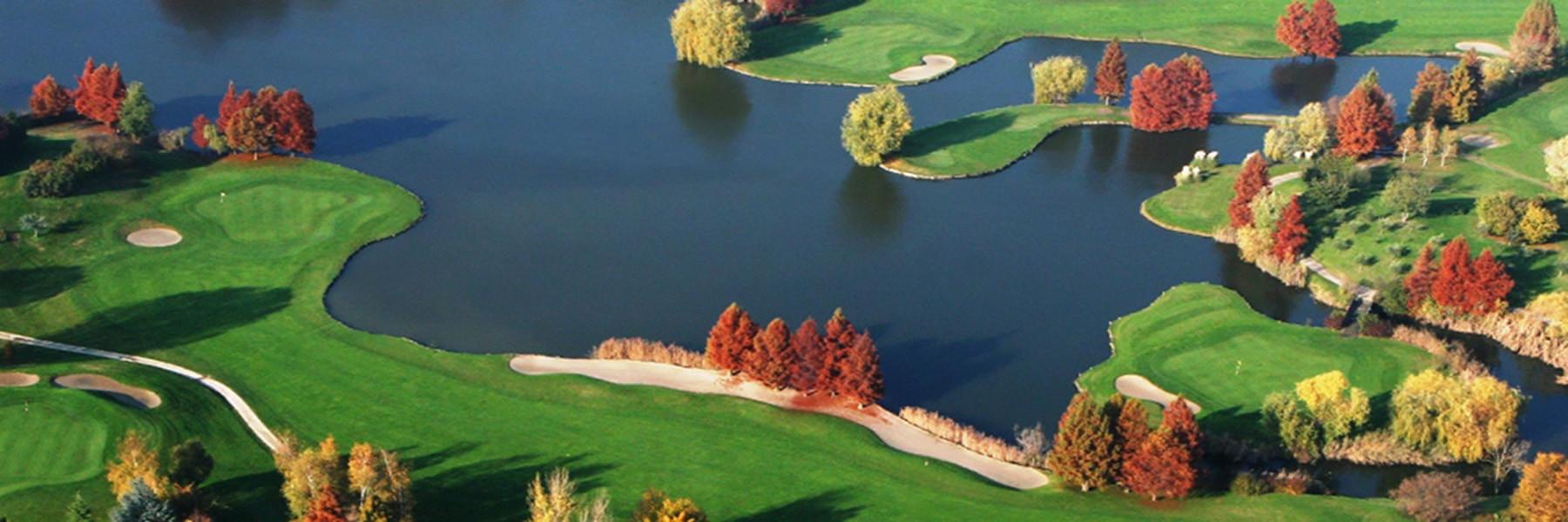 Meisterschaftsplatz mitten im Weingebiet - Franciacorta Golf Club