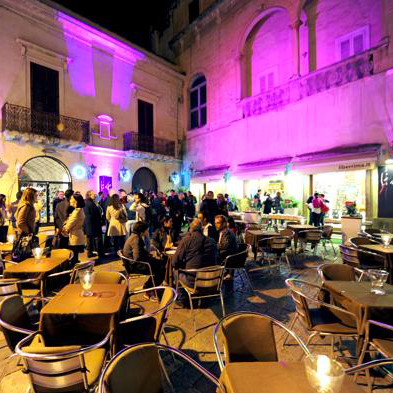 aktive Stadt Lecce