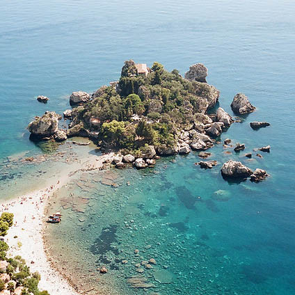 Isola Bella - so schön romantisch