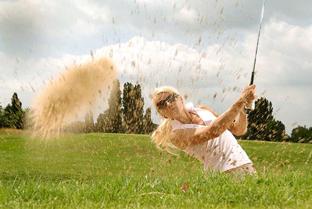Ausflüge für die Ladies mit Golf und...