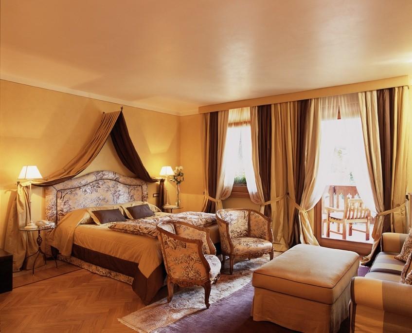 Die gemütlichen Zimmer des Hauses bieten pure Entspannung.