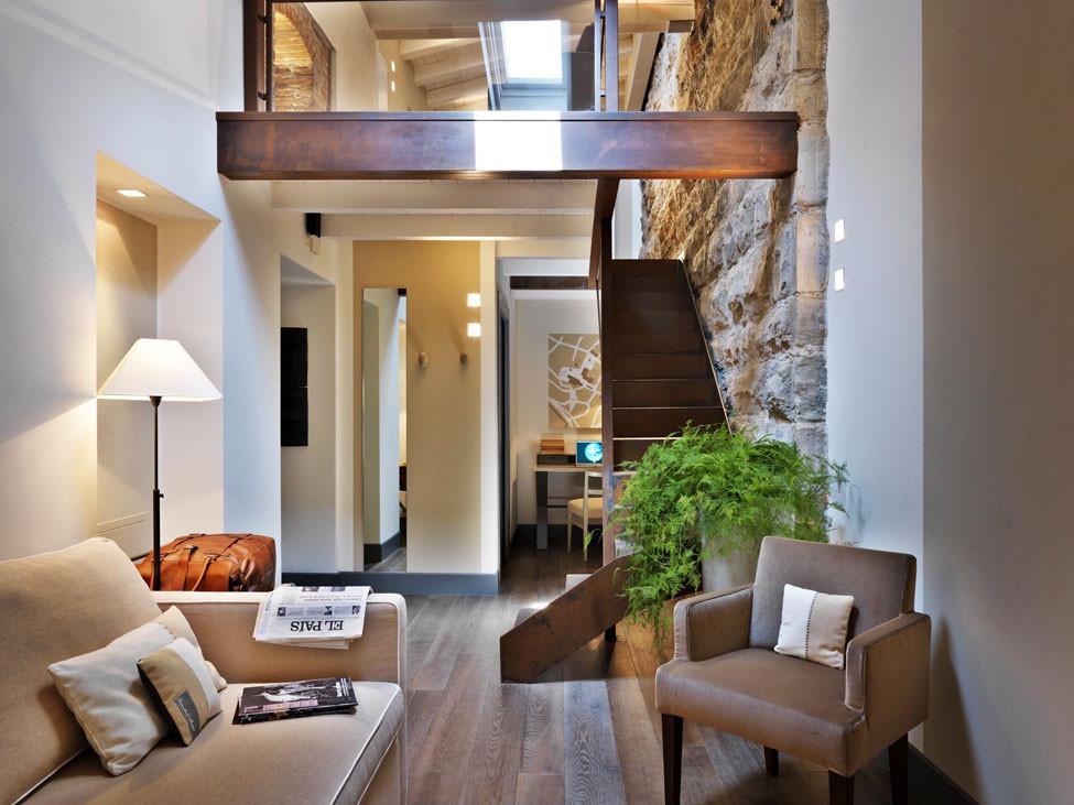 Das Konzept des Hotels ist Kunst, Design, Geschichte und Gastreundschaft zu verbinden. Perfekt gelungen.